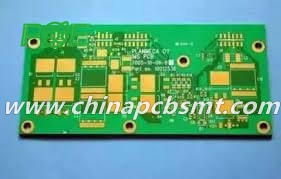 Immersion gold process in PCB assembly